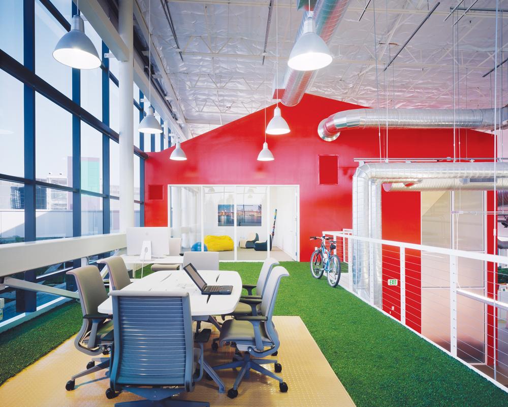 digital marketing agency London office building