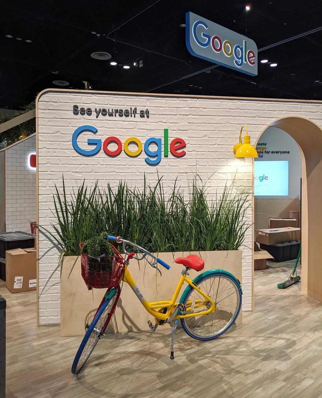 google bike at office of Digital Marketing companies London